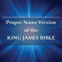 Proper Name Version KJ Bible