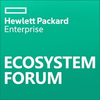 HPE Ecosystem forum