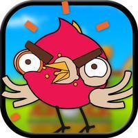 Angry Chicken Bird