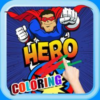 Coloring The Hero edition