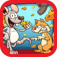 Jerry Mouse & Cat Adventure Game