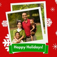 Christmas Elf Cam-Photo Fram for holiday and 2017