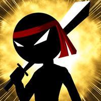 Stickman Fighter vs Ninja Shooter-Make Them Fight