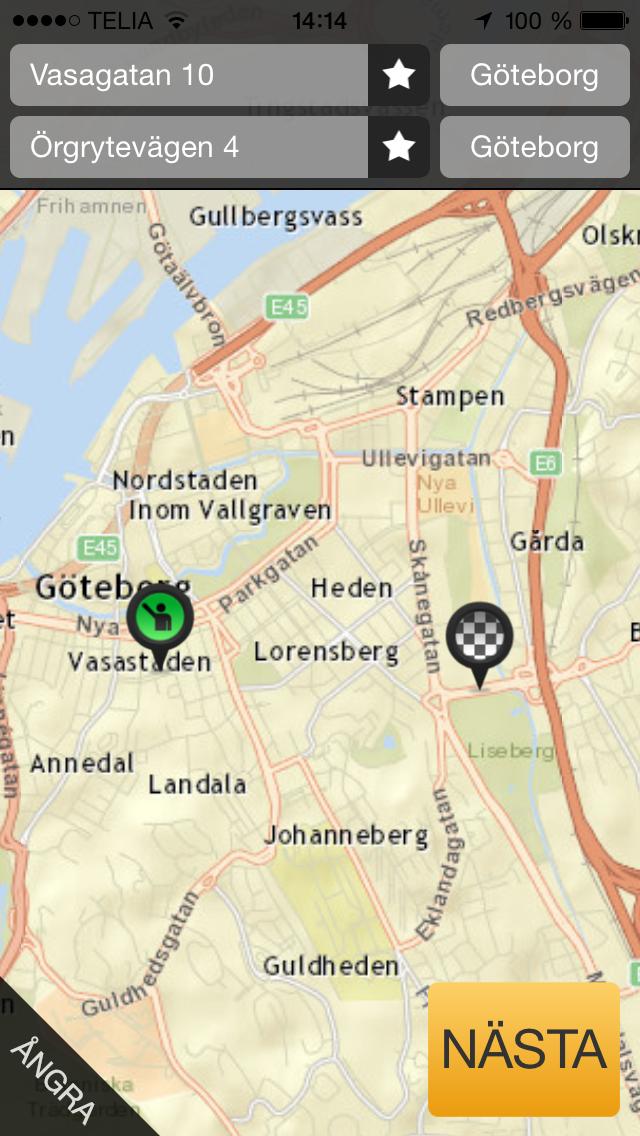 dating app i göteborgs annedal