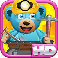 A Despicable Bears Gold Rush HD- Free Rail Miner Shooter Game