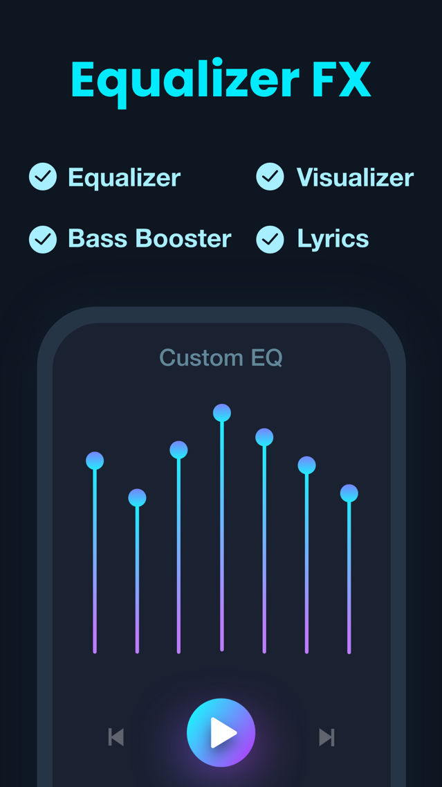 Equalizer Fx: Bass Booster App App for iPhone - Free