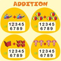 Adding and Subtraction 2 Games