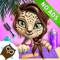 Jungle Animal Salon 2 - No Ads