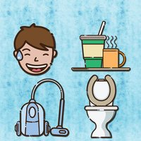 Easy Lifestyle Emoji Stickers