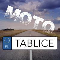 Moto Tablice - tablice rejestracyjne