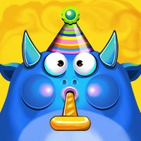 ChikaBoom HD - Drop Chicken Bomb, Boom Angry Monster, Cute Physics Puzzle for Christmas