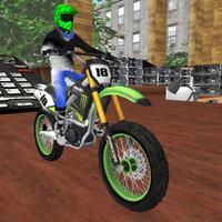 Office Bike Stunt Racing Sim-ulator
