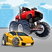 Sports Cars & Monster Trucks