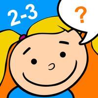 Тесты - развитие ребенка 2-3 г