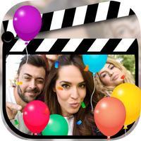 Birthday Gifs - Video Editor