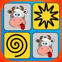 Baby Memory Genius - Funny farm animals