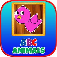 ABC Animals Game For Kids: Match Card & Vocabulary
