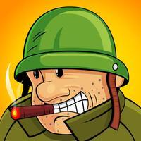 Army Battle Punch Blast