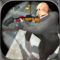 Police Sniper Assassin 3D: Target Mad City Crime