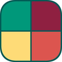 Color Match Maniac - Tile swipe and merge brain puzzle game with 3x3 - 5x5, undo and calming shades
