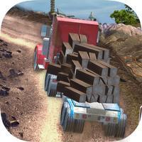 Loader Truck Parking 3D Game
