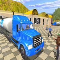 Milk Truck Simulator USA