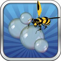BubbleTap - Attention! Wasps!