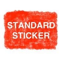 Standard Sticker