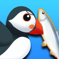 Pata-Pata Bird!! Flappy Puffin touch numbers