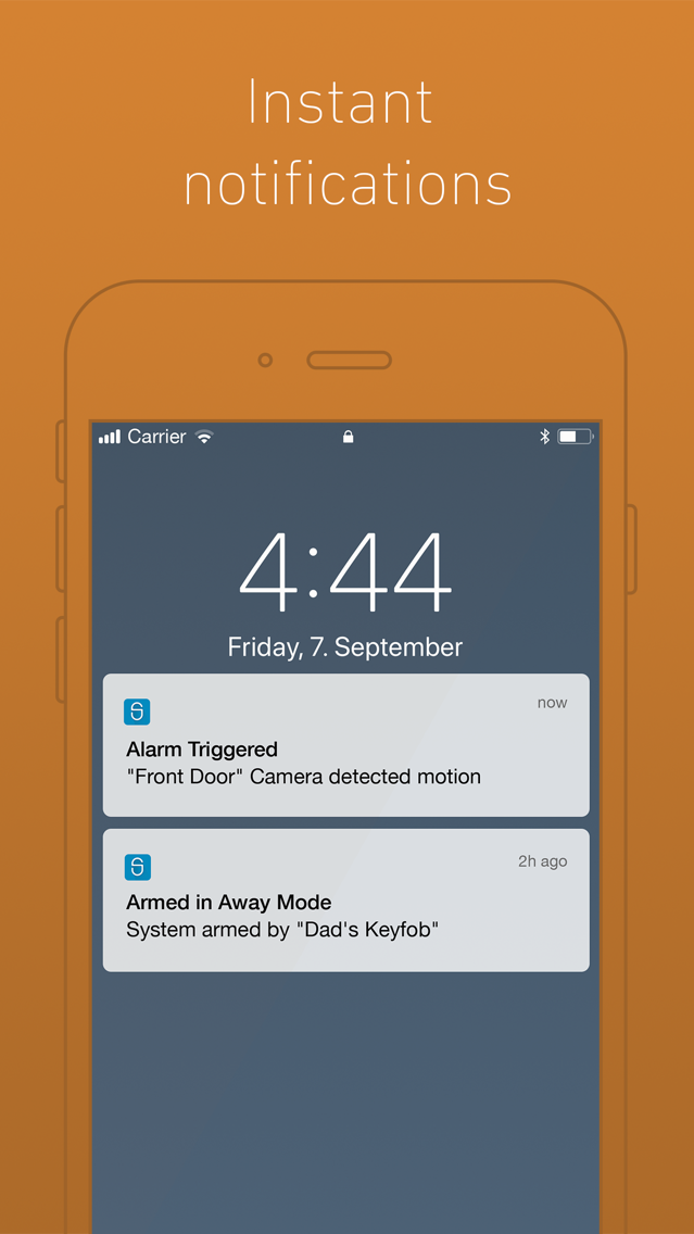 SimpliSafe Home Security App App for iPhone - Free Download