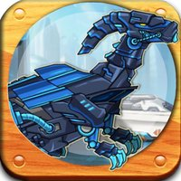 Dinosaur World-Puzzle Games for Baby Kids