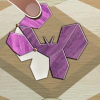 Shape Line Puzzle: String Art