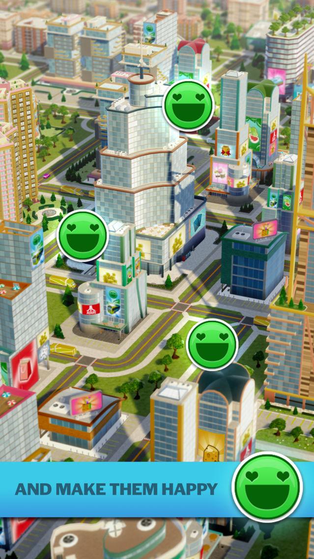 Citytopia App for iPhone - Free Download Citytopia for