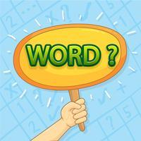 Word Blocks Swipe Ruzzle+