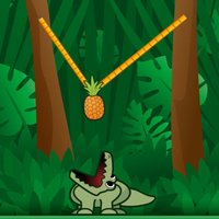 Slice The String: Feed Animal