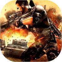 Sniper 3d Jungle Warrior Shooter -Frontline Desert Fury Free