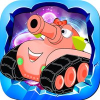 Hurricane Tanks Free-A puzzle funny game