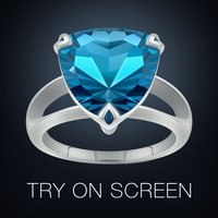 Shop4Rings-find and virtually try on best jewelry!