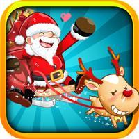 Santa Escape Run - Help Clumsy Santa