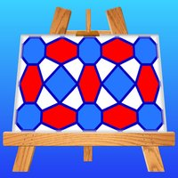 Pattern Artist - Easily Create Patterns, Wallpaper and Abstract Art