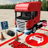 Real Truck Parking Simulator