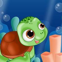 Turtle Escape - Underwater Adventure