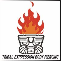 Tribal Expression Piercing