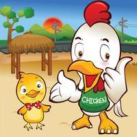 DressUp Pet Chicken