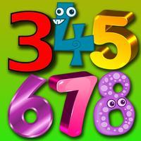 Learn Numbers - English / Spanish
