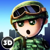 Mini Army Military Forces Shooter