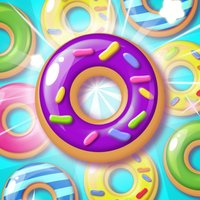Donut Blast Pop Legend - Sweet Yummy Match 3 Game