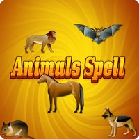 Animals Spell - Learn To Spell