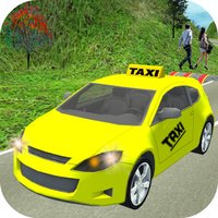 Taxi Transport City Sim