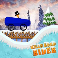 Hilly Road Rider